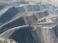 露天煤矿全景
